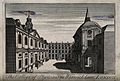 Royal College of Physicians, Warwick Lane, London; the court Wellcome V0013106.jpg