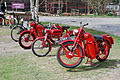Royal Mail motorcycles (2428667950).jpg