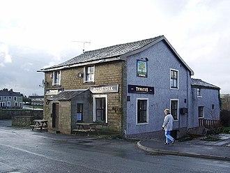 Oakenshaw, Lancashire - Image: Royal Oak, Sparth Road, Clayton le Moors geograph.org.uk 658691