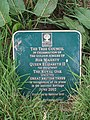 Royal Oak commemorative plaque - geograph.org.uk - 1289780.jpg