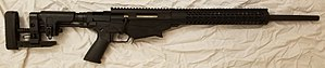 Ruger Precision Rifle - Ruger Precision Rifle, .308 Winchester, 1st generation
