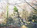 Ruins of the old woollen mill at Bedw Argoed - geograph.org.uk - 319994.jpg