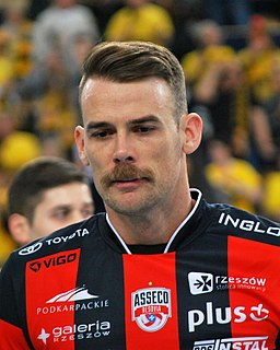 Russell Holmes (volleyball) American volleyball player