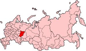 Perm Oblast - Image: Russia Perm