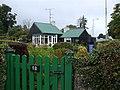 Rustic Cottage, Newtownstewart - geograph.org.uk - 989820.jpg