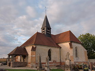 Ruvigny Commune in Grand Est, France