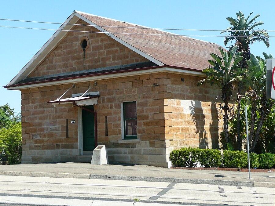 Ryde police station