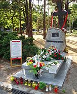 Ryszard Kuklinski - grave