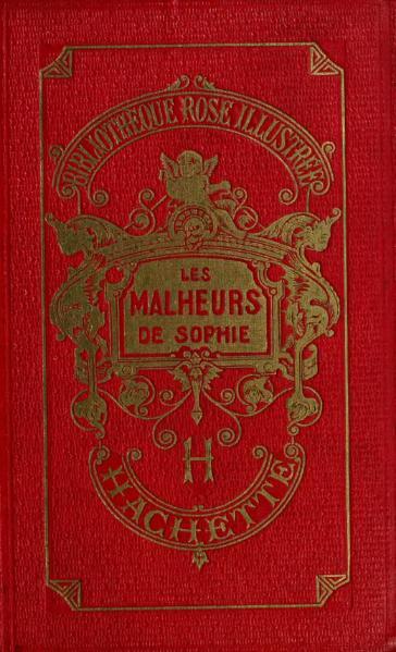 File:Ségur - Les Malheurs de Sophie.djvu