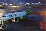 S7 Airlines, VQ-BKW, Boeing 737-8ZS (38579312375).jpg