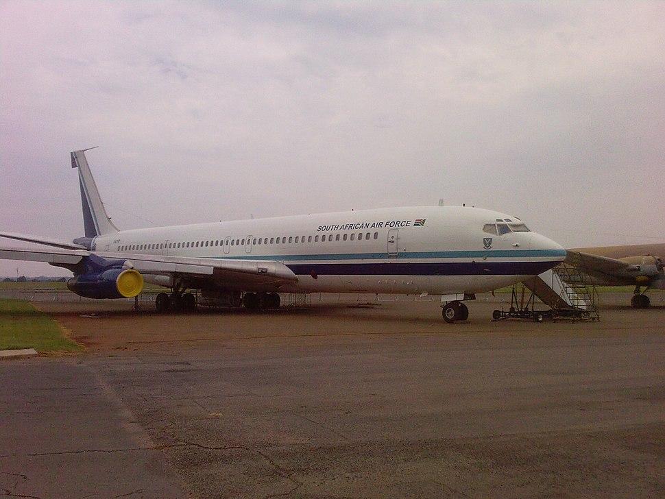 SAAF Boeing 707 Tanker