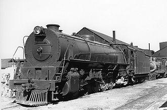 2-10-2 - SAR Class 18