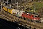 SBB CFF FFS Re 420 292-5 mit Postzug (31453985121).jpg