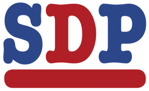 Social Democratic Party (UK) - SDP logo