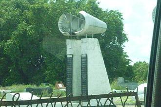 Surinam Airways Flight 764 - A memorial in Paramaribo