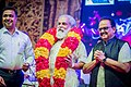 SP Balasubrahmanyam and KJ Yesudas at Abbas Cultural's Kalaivizha 2017 – 25 Years of Celebrating Art Event.jpg