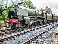 SR Maunsell U-Class at Sheffield Park (9128886513).jpg