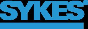 Sykes Enterprises - Image: SYKES Logo Standard CMYK Blue