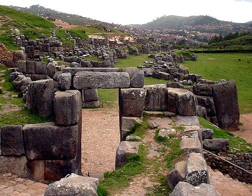 Sacsayhuamán Décembre 2006