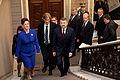 Saeimu oficiālā vizītē apmeklē Ungārijas parlamenta priekšsēdētājs (8121869976).jpg