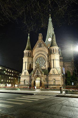 Sagene - Sagene Church