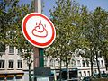 Said's official Shit-inc Sign 2004 in Lyon.jpg