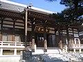 Saimyoji, in Toyokawa (main hall 2).jpg