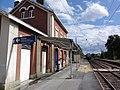 Sains-du-Nord (Nord, Fr) la gare (quai).jpg