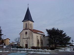 Saint-Jean-de-Gonville - Church of Saint-Jean-de-Gonville
