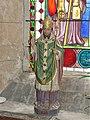 Saint-Merd-la-Breuille église collatéral sud statue.jpg
