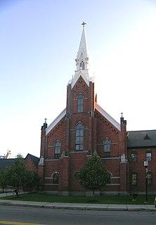 St. Bonaventure Monastery United States historic place