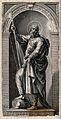 Saint James the Less. Line engraving. Wellcome V0032245.jpg