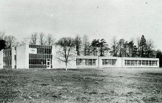 St Martin's Catholic Voluntary Academy - The new Building circa 1963