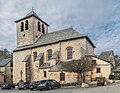 Saint Vincent Church in Muret-le-Chateau 01.jpg