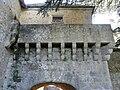 Sainte-Mondane château Fénelon 2e châtelet machicoulis.JPG
