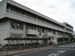 Sakado, Saitama City in Kantō, Japan
