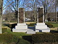 Salvation Army Monument, Kensico Cemetery, 2011.JPG