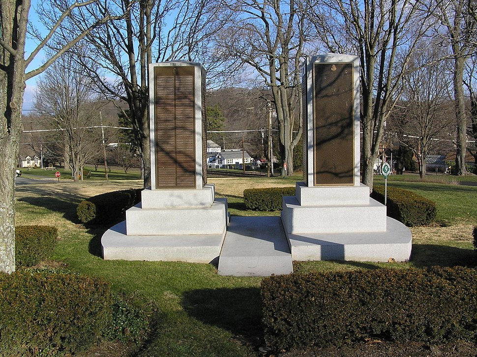 Salvation Army Monument, Kensico Cemetery, 2011