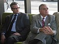 Sam Adams and Ray LaHood 2011.jpg