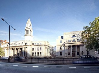 London Business School - The Marylebone Town Hall, second campus in London