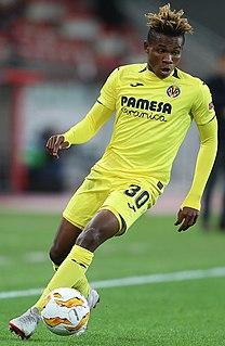 Samuel Chukwueze Nigerian association football player
