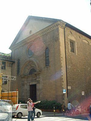 San Felice, Florence - Image: San Felicedi Firenze 01