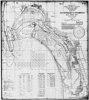 San Diego Bay, Plan Showing Anchorages and Moorings - NARA - 295436.jpg