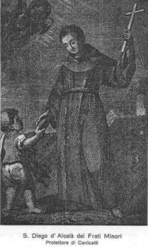 Didacus of Alcalá - Didacus of Alcalá