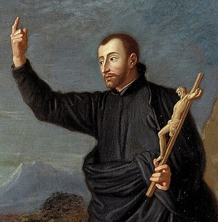 John Francis Regis French Jesuit priest and Roman Catholic saint