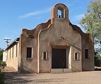 San Pedro Chapel (Tucson) from NE 1.JPG