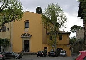 San Francesco di Paola, Florence - San Francesco di Paola