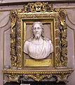 San vincenzo, prato, coro delle monache, busto di cristo 01.JPG