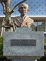 Sano Tsunetami statue in his Memorial Museum, Saga.JPG