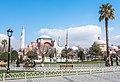 Santa Sofía, la magnífica, en Estambul. (40108546150).jpg